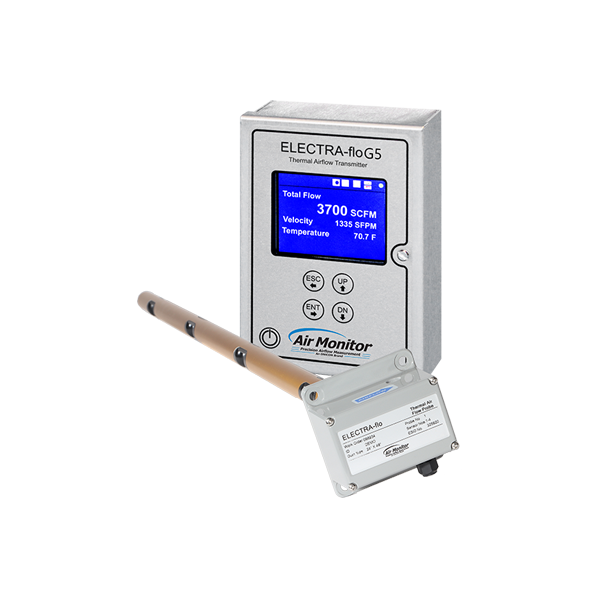 ELECTRA-flo Thermal Airflow Measurement Probe Array