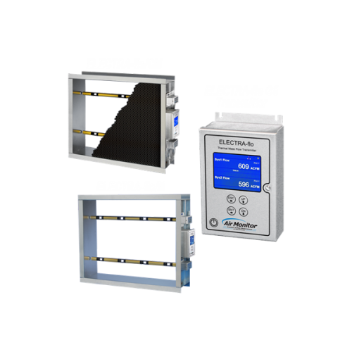 ELECTRCA-flo/CM Thermal Airflow Measurement Station