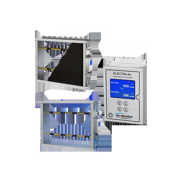 ELECTRCA-flo/CM Thermal Airflow Measurement Station