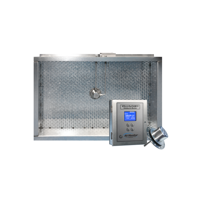 OAM II Outdoor Airflow Measurement System & Airflow Station
