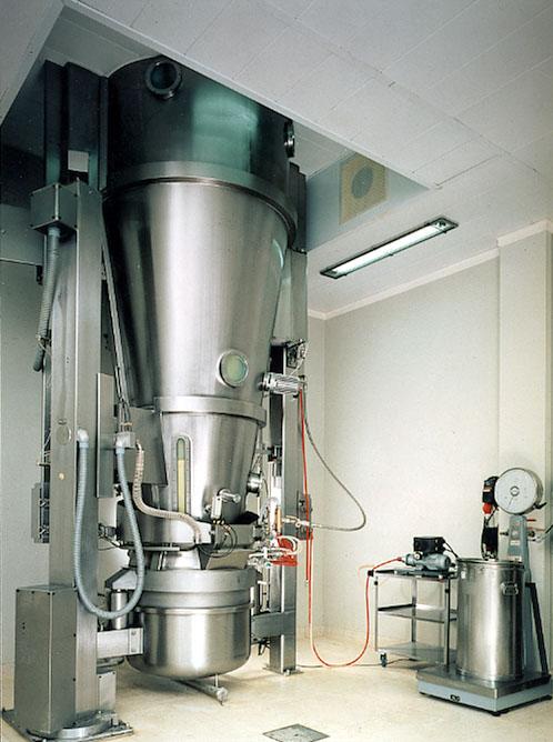 Glatt Pharmaceutical Drying Equipment