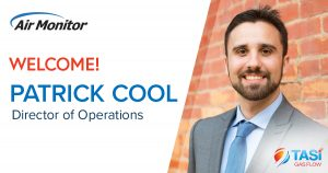 Patrick Cool - New Director of Operations